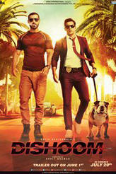 Dishoom showtimes and tickets