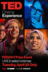 TED Cinema Experience: Prize Event showtimes and tickets