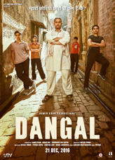 Dangal showtimes and tickets