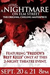 A Nightmare on Elm Street (2006 Special Edition) showtimes and tickets