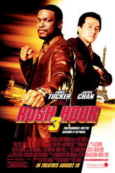 Rush Hour 3 showtimes and tickets