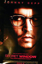 Secret Window showtimes and tickets