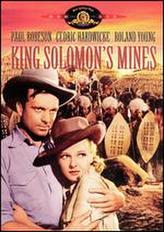 King Solomon's Mines (1937) showtimes and tickets