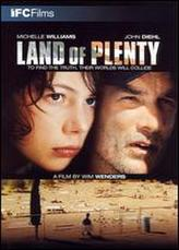 Land of Plenty showtimes and tickets