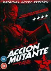 Accion Mutante showtimes and tickets