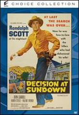 Decision at Sundown showtimes and tickets
