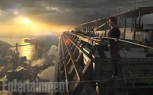 News Briefs: Breathtaking New Peek at Joseph Gordon-Levitt in 'The Walk'