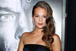Exclusive Interview: Alicia Vikander Talks 'Bourne,' 'Lara Croft' and Guilty Pleasures