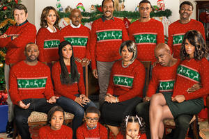 Exclusive Video: 'Almost Christmas' Is All About Family