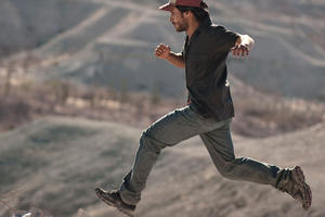 Watch Jeffrey Dean Morgan Hunt Humans in Intense New 'Desierto' Trailer