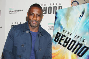 Idris Elba, on Being the 'Star Trek Beyond' Villain and How Fans Will Feel About His Gunslinger in 'The Dark Tower'