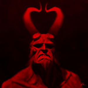Cool 'Hellboy' Art Show Opens; Here's What You Can Own