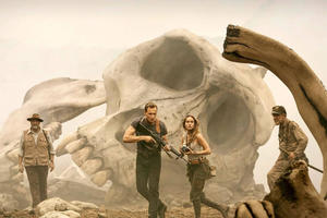 King Kong Roars to Life in New Image from 'Kong: Skull Island'