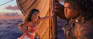 Filmmakers Reveal the Secrets Behind the Making of Disney's 'Moana'