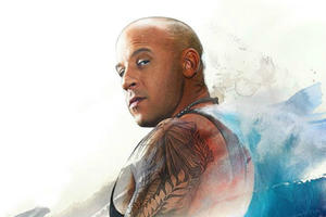 New 'xXx: Return of Xander Cage' Trailer Has Vin Diesel Riding a Motorcycle Jet Ski