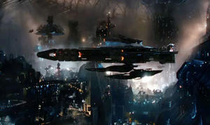 Poll: Which Spaceship Would Be Your Ride?