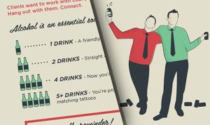 Infographic: Three Ways to Earn Your Client's Respect