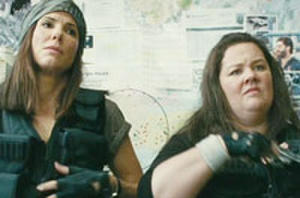 Marrieds at the Movies: 'The Heat' Overcomes Some Glaring Flaws. Also: Boobs