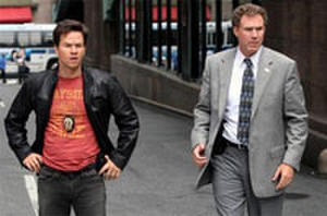 'The Other Guys' Trailer with Will Ferrell and Mark Wahlberg