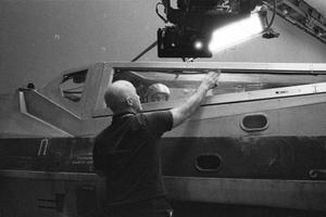 Rian Johnson Shares 'Star Wars: Episode VIII' Photos