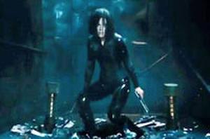 Kate Beckinsale Fights Off Humans, Massive Lycan in New 'Underworld' Trailer