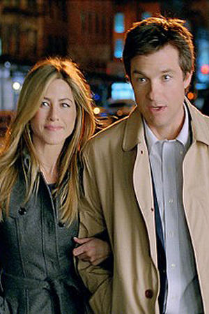 Jennifer Aniston and Jason Bateman pair up for The Switch