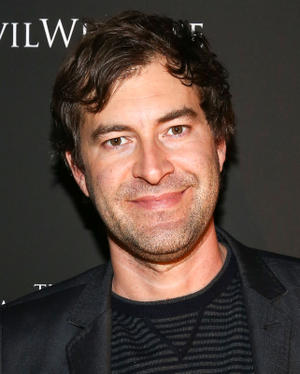 """Mark Duplass at the California special screening of """"The Lazarus Effect."""""""