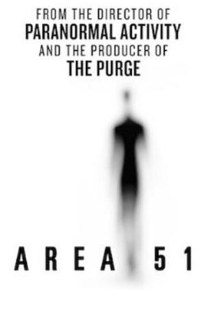 "Poster for ""Area 51."""