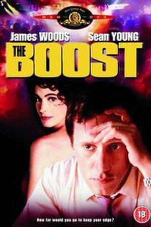"Poster art for ""The Boost."""