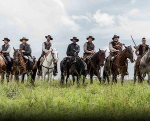 Check out the movie photos of 'The Magnificent Seven'