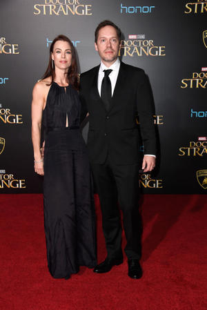 Check out the cast of the California premiere of 'Doctor Strange'