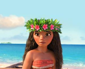 Check out the movie photos of 'Moana'