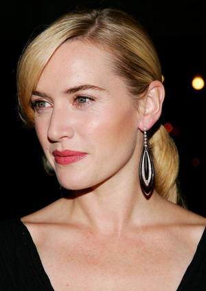 """Little Children"" star Kate Winslet at the N.Y. premiere."