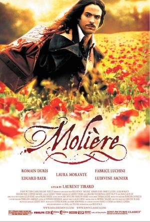 """Poster art for """"Molière."""""""