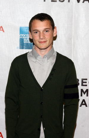 """""""Charlie Bartlett"""" star Anton Yelchin at the premiere during the 2007 Tribeca Film Festival in N.Y."""
