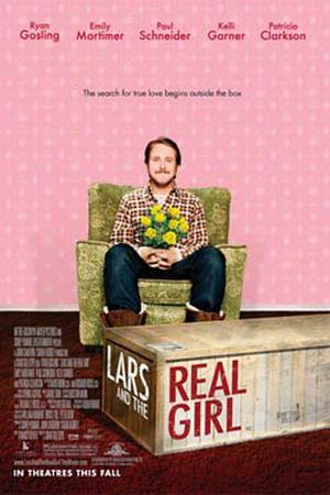 """Poster art for """"Lars and the Real Girl."""""""