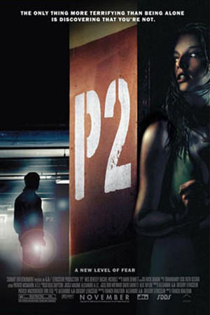 "Poster art for ""P2."""