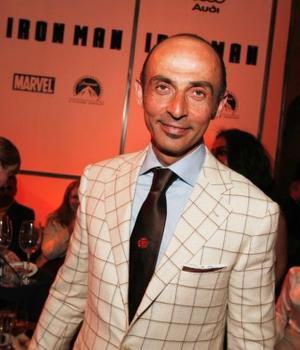 """Shaun Toub at the after party of the California premiere of """"Iron Man."""""""