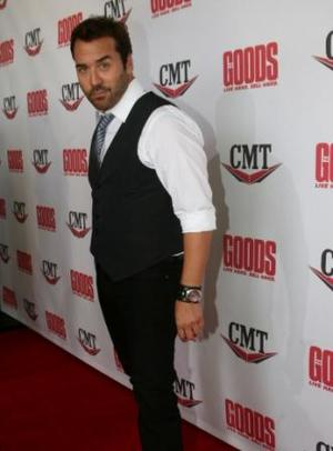 """Jeremy Piven at the Nashville premiere of """"The Goods: Live Hard, Sell Hard."""""""