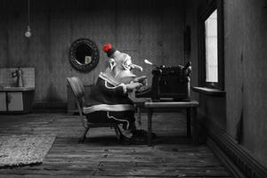 """Philip Seymour Hoffman as the voice of Max Jerry Horovitz in """"Mary and Max."""""""