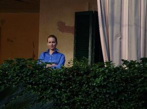 """Laura Linney in """"The City of Your Final Destination."""""""