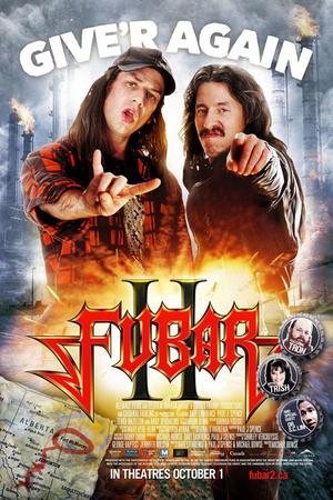 "Poster art for ""Fubar 2"""