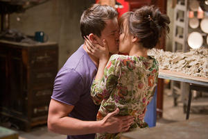 """Channing Tatum and Rachel McAdams in """"The Vow."""""""