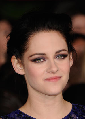 "Kristen Stewart at the California premiere of ""The Twilight Saga: Breaking Dawn - Part 1."""