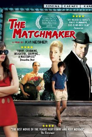 """Poster art for """"The Matchmaker."""""""