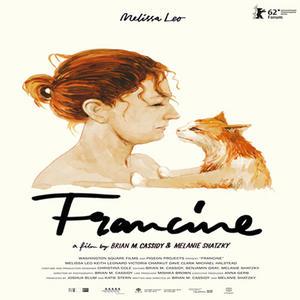 """Poster art for """"Francine."""""""