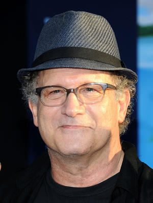"Albert Brooks at the California premiere of ""Finding Nemo 3D."""