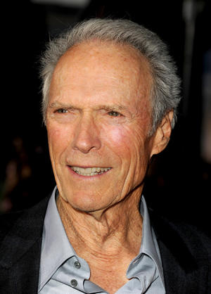 "Clint Eastwood at the California premiere of ""Trouble With The Curve."""