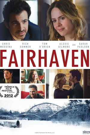"Poster art for ""Fairhaven."""