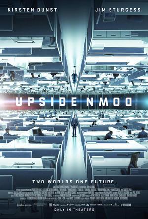 "Poster art for ""Upside Down."""